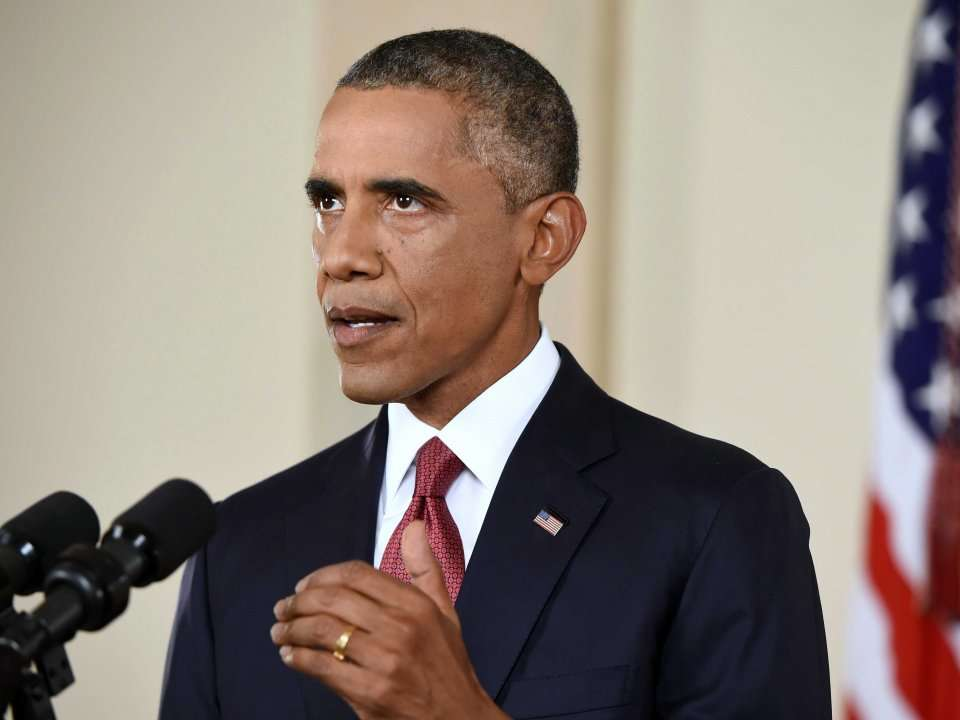 This Is Obama's Four Part Strategy To 'Destroy' And 'Eradicate' ISIS