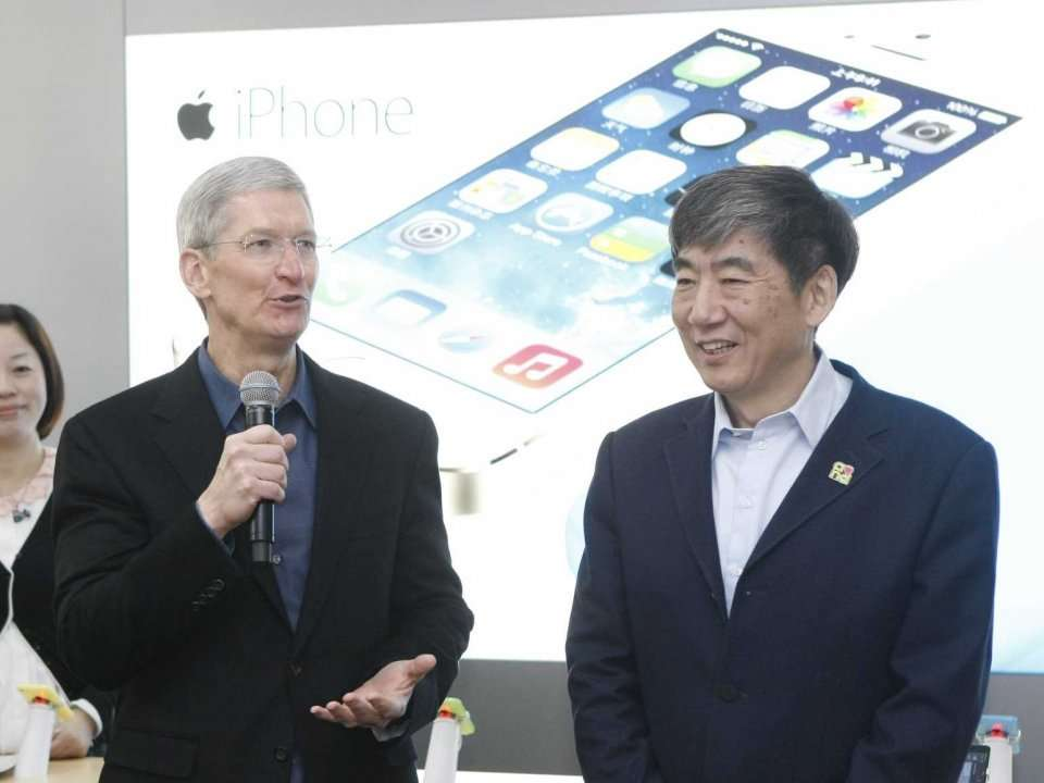 Apple's iPhone 6 Launch In China Has Been Screwed Up