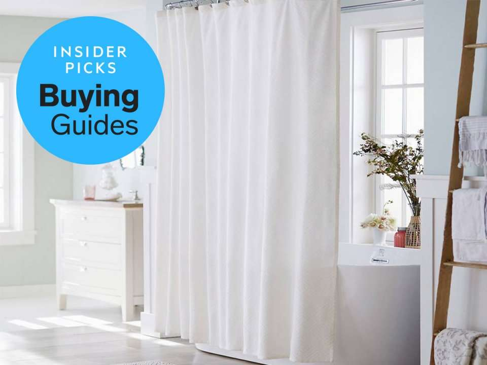 the best shower curtain liners you can