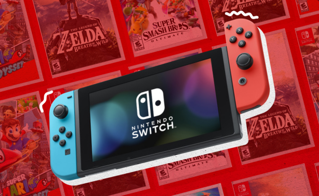 Best Nintendo Switch Deals For Cyber Monday 2019 Save On
