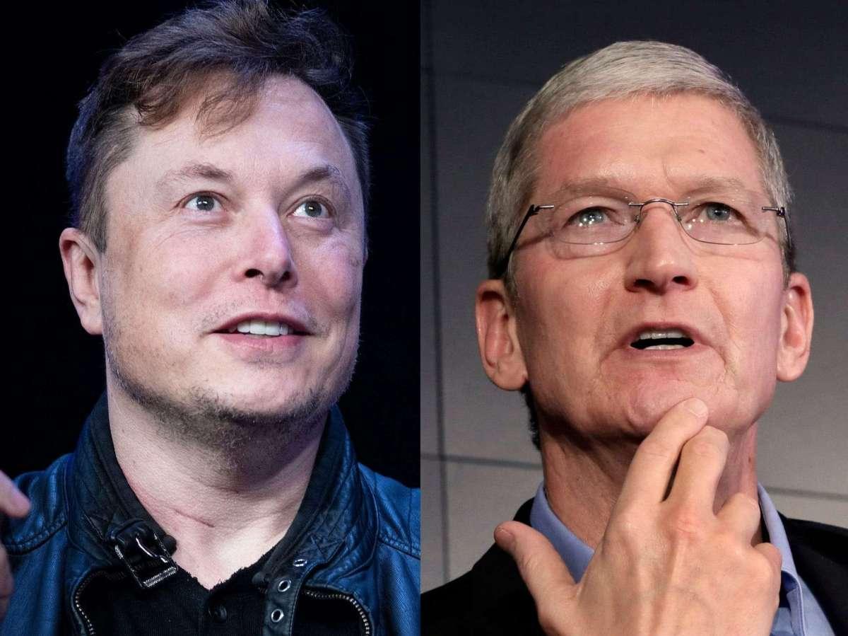 Elon Musk wanted Apple to buy Tesla during 'darkest days' of Model 3 -  Business Insider