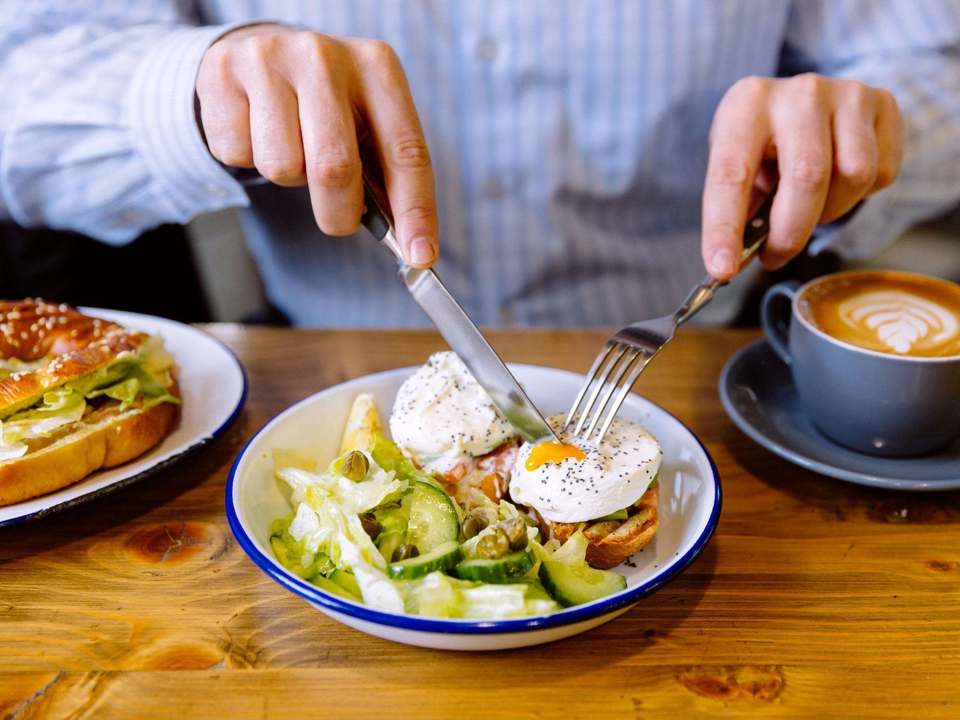 A good breakfast may boost weight loss and energy but it ...