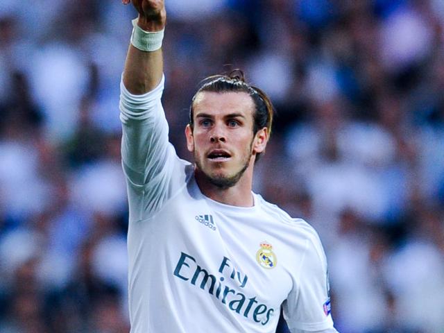No. 11 Gareth Bale