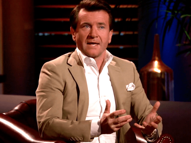 Robert Herjavec was a debt collector