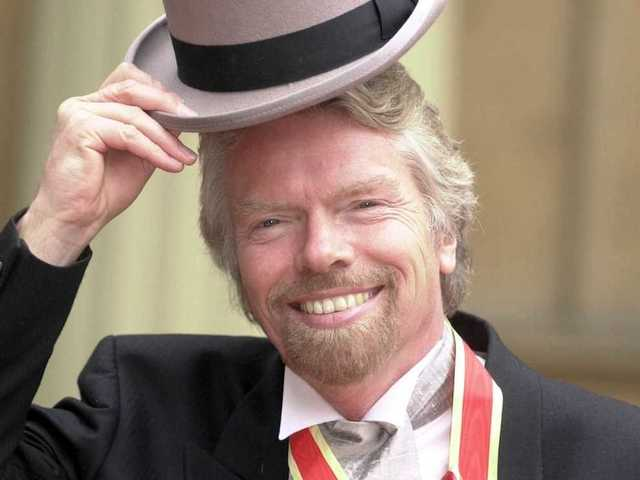 Richard Branson was an amateur bird breeder and arborist
