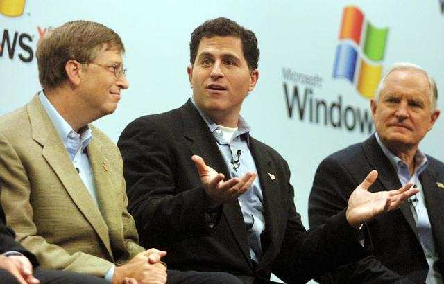 "In fact, by 1997, Apple's financial situation was so dire that Dell CEO and founder Michael Dell, one of Microsoft's biggest partners, once said that if he were in Jobs' shoes, he'd ""shut it down and give the money back to the shareholders."""