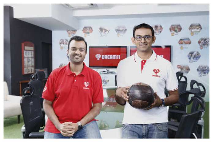 Image result for dream11 founders