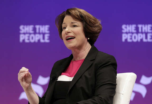 2020 Candidate Amy Klobuchar Just Released 12 Years Of Tax