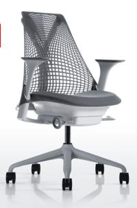 Herman Miller SAYL Task Chair wins seating FX Awards