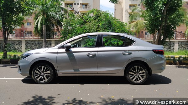 2020 Honda City Review (First Drive): New Honda City Review Design Engine Features Tech Info