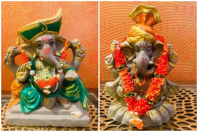 boycott chinese goods, Traders to apply break on chinese goods sale of 40000 crore rupee in festival season,CAIT, ganesh chaturthi, eco friendly made in india ganesha