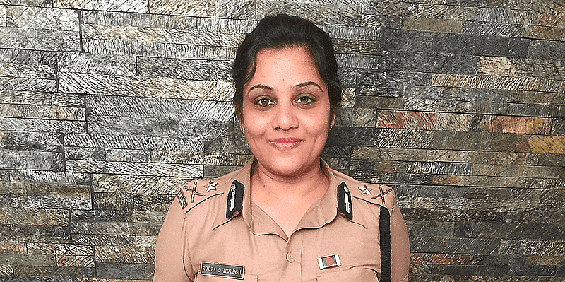 Karnataka's first woman home secretary D. Rupa Moudgil