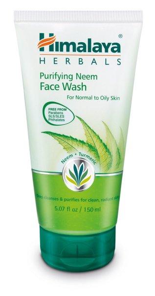 Himalaya Herbals Purifying Neem Face Wash (100ml)