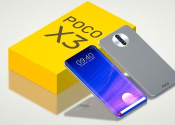 Xiaomi Poco X3 Display & Camera