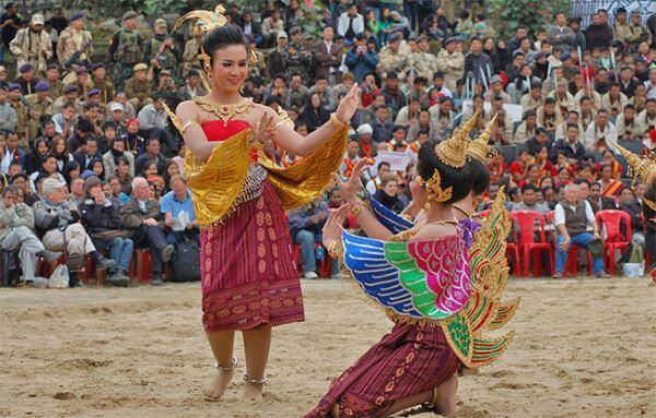 Attend the Hornbill Festival in Nagaland