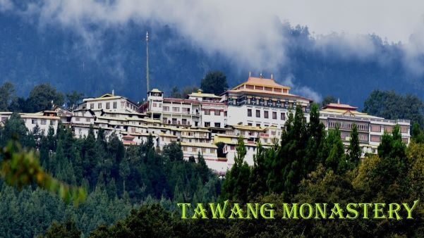 Visit Tawang Monastery, Arunachal Pradesh