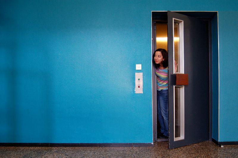 Elevator Pitch. Bild: Traumfängerin/photocase.de