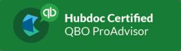 Hubdoc Certified QBO ProAdvisor