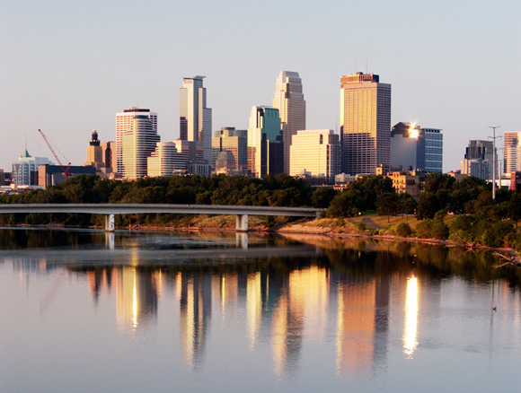 Midwest City Skyline