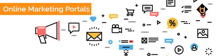 Online Marketing Portals