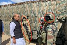 DEFENCE MINISTER'S LADAKH TRIP REVEALS TWO 'SECRET' SPECIAL FORCES ACQUISITION