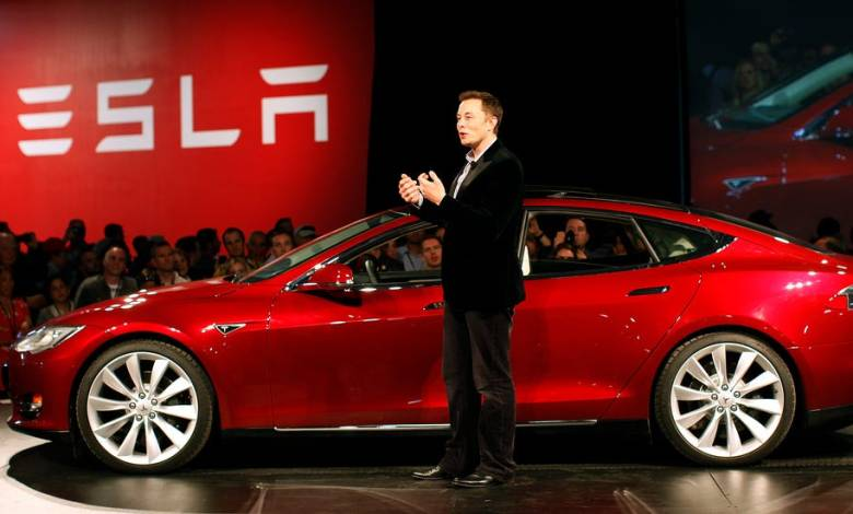 Musk's Tesla becomes most valuable automaker, beats Toyota