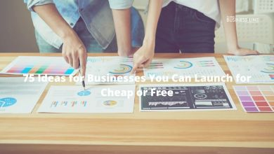 Photo of 75 Ideas for Businesses You Can Launch for Cheap or Free