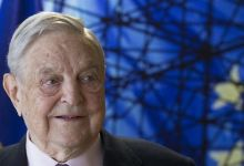 George Soros takes aim at 'authoritarian' Presidents Xi and Trump