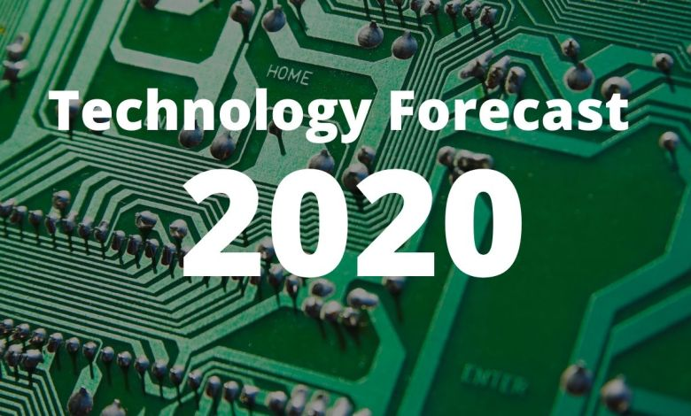 Technology Forecast And Concern In 2020