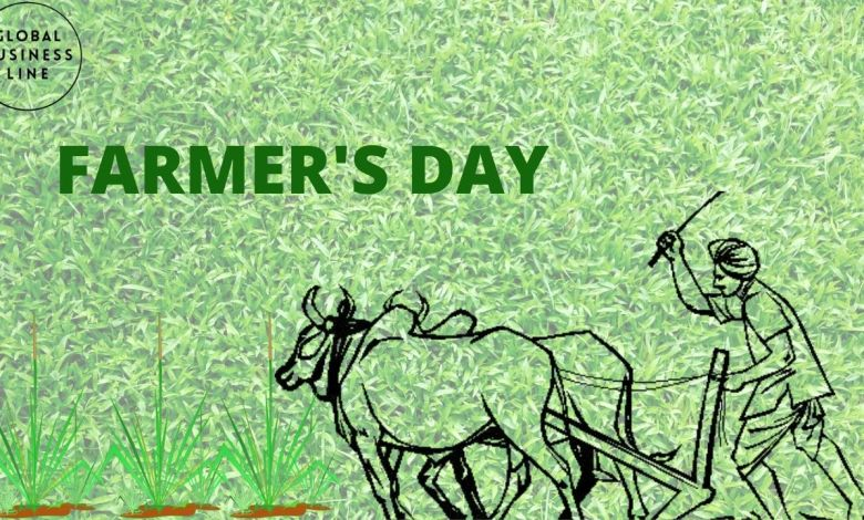 Salute to Indian farmers for their immense contribution