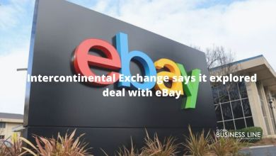 Photo of Intercontinental Exchange says it explored deal with eBay