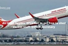 Air India buyers, BPCL not to get free to shed excess staff: DIPAM secretary
