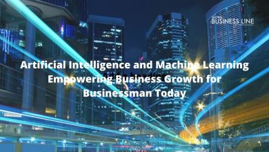 Photo of Artificial Intelligence and Machine Learning Empowering Business Growth for Businessman Today