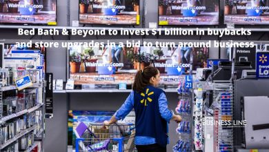 Photo of Bed Bath & Beyond to invest $1 billion in buybacks and store upgrades in a bid to turn around business