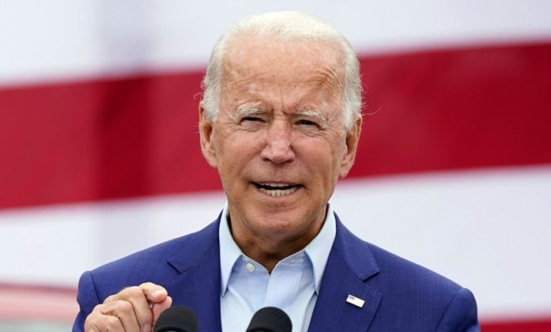 Joe Biden: No more China will be powerful in my watch
