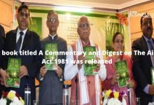 A book titled A Commentary and Digest on The Air, Act 1981 was released