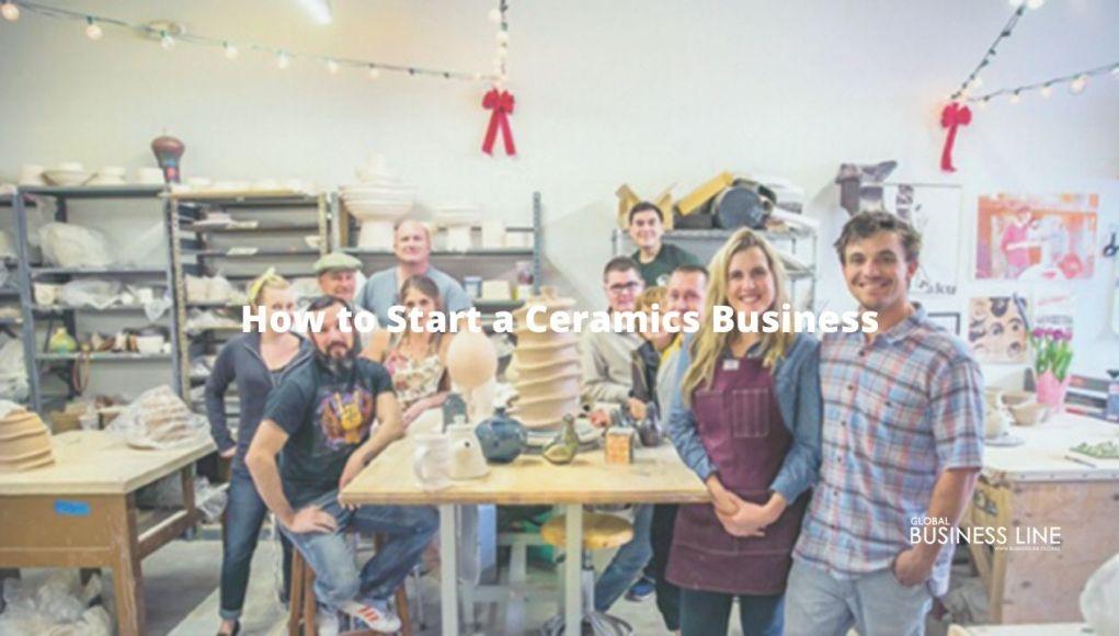 How to Start a Ceramics Business