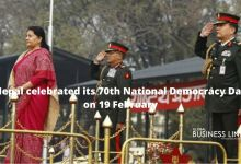 Nepal celebrated its 70th National Democracy Day on 19 February