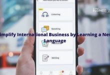 Simplify International Business by Learning a New Language