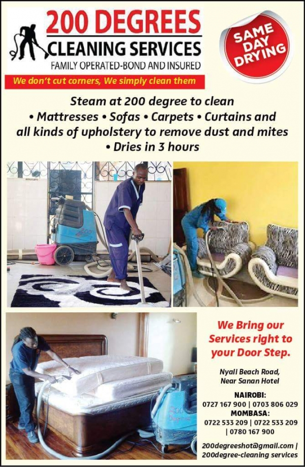 sofa set cleaning in nairobi good quality sectional 200 degrees services (nairobi, kenya)