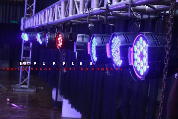 purples stage lighting abuja nigeria