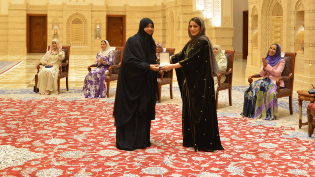 Five Omani Women Conferred With Order Of Royal Commendation |  Businessliveme.com - Business News Middle East | BLME