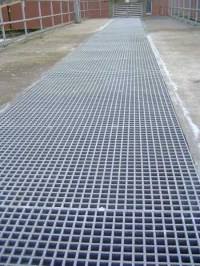 Industrial Flooring: Metal Industrial Flooring