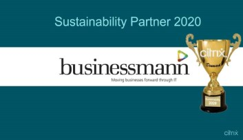 Citrix Sustainability Partner 2020