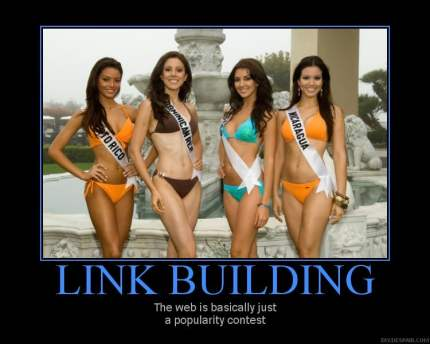 Link Building Popularity