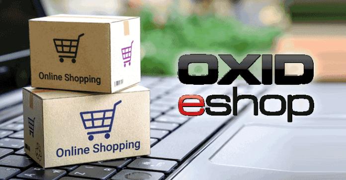 OXID eShop eCommerce