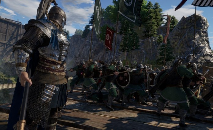 My.Games' Conqueror's Blade.