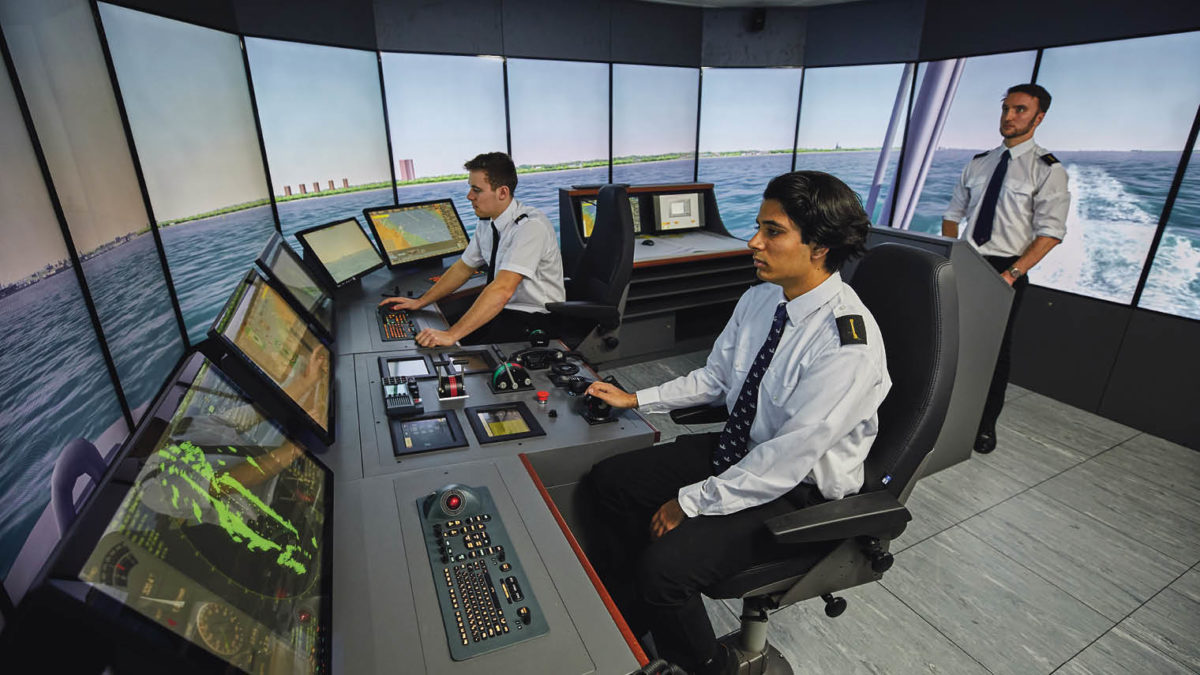 Top maritime companies being dragged into the future by ...