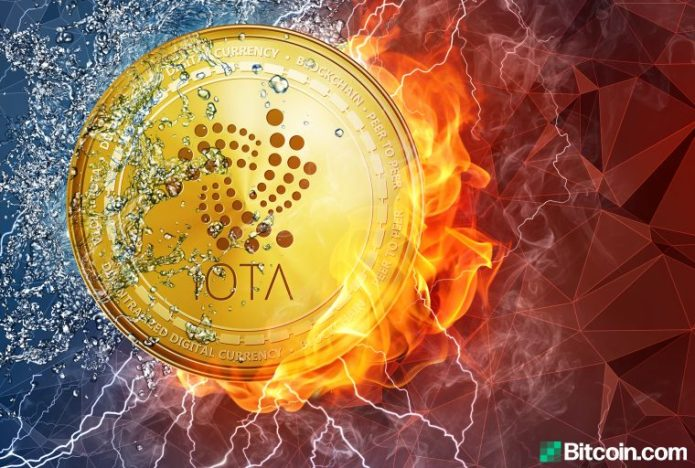 IOTA Network Still Down: How the Next Bitcoin Killer Screeched to a Halt