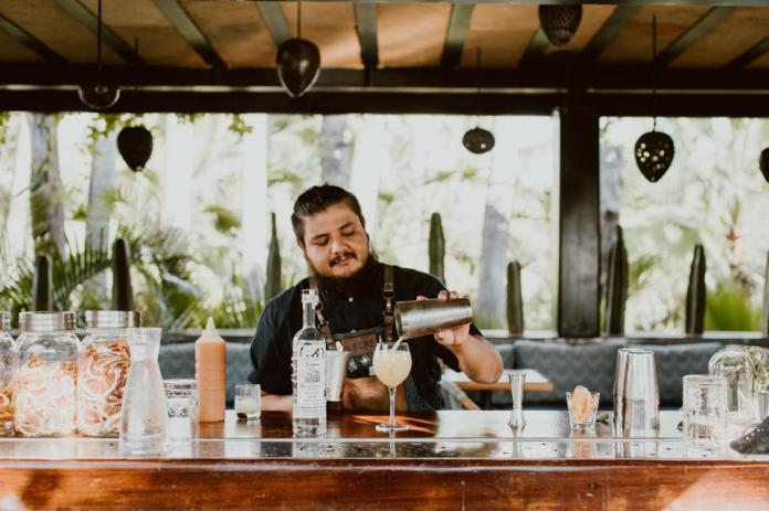 After launching Acre Mezcal, the resort opened a mezcal bar with complimentary nightly tastings.
